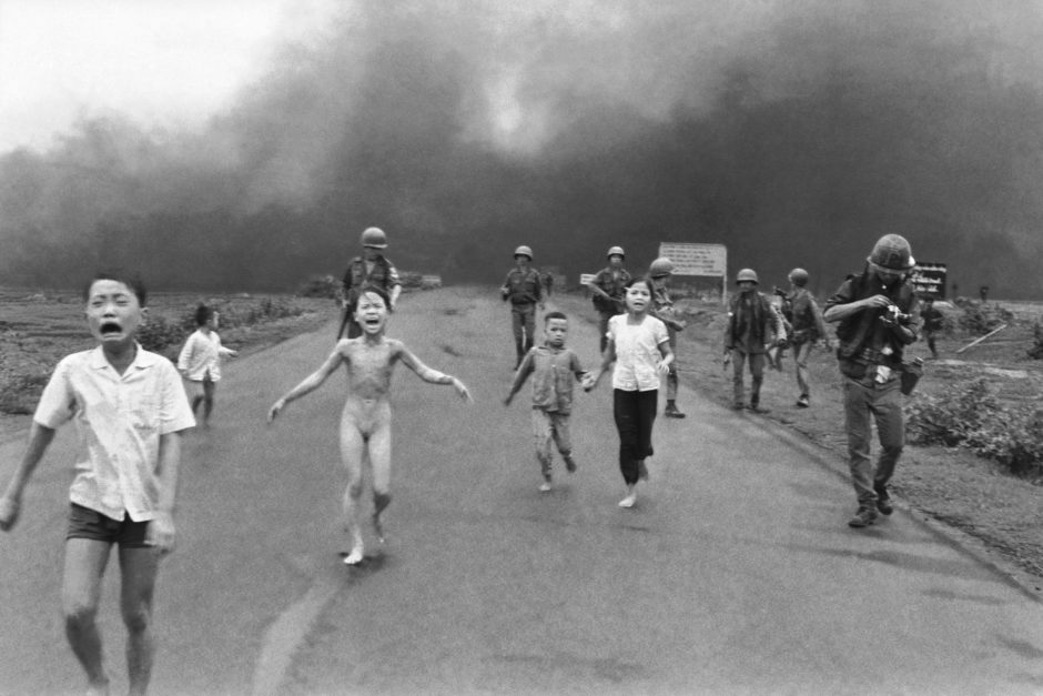 Date : 8 juin 1972 Auteur : Nick Ut Lieux : Vietnam