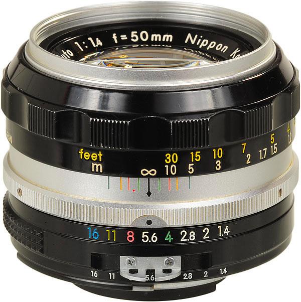 Nikon-50-1.4