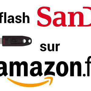 VentesFlashSanDiskAmazon