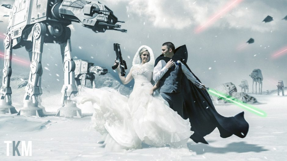 mariage-star wars-hoth-retouche