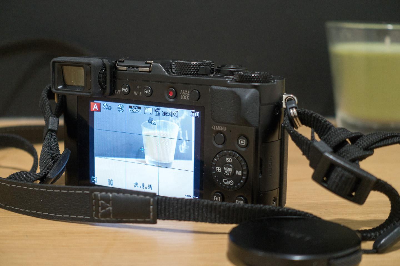Test de l 39 appareil photo compact panasonic lumix lx100 for Test ecran photo