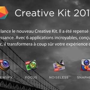 Creative Kit 2016