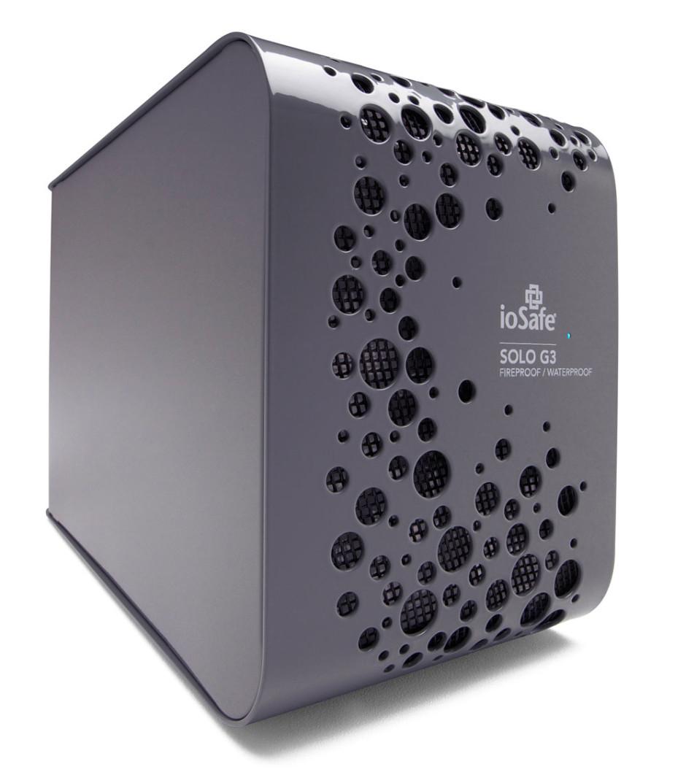 disque fireproof waterproof
