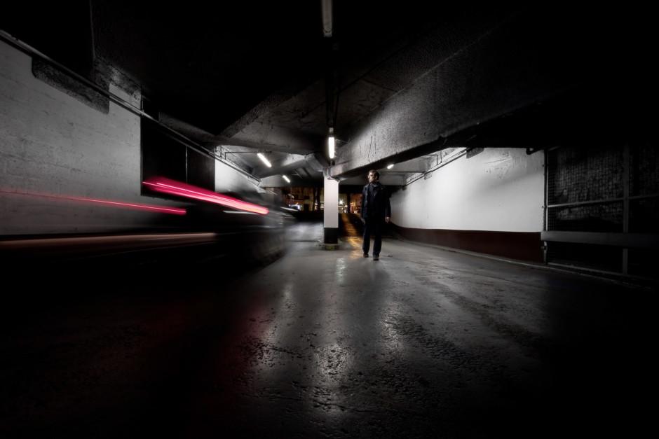Rencontre à deux vitesses - © Richard Vantielcke