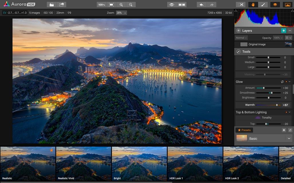 Essayez gratuitement le nouveau logiciel Aurora HDR Pro pour Mac