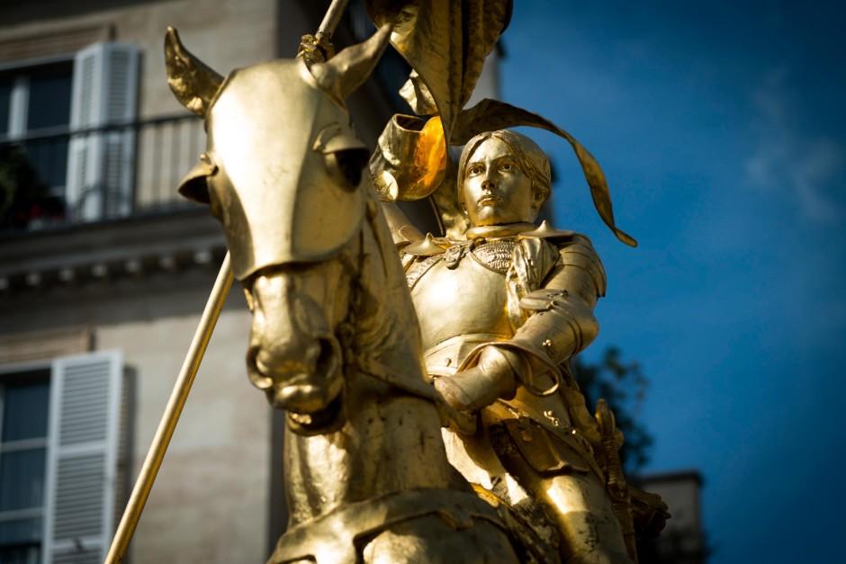 Jeanne d'Arc - © Damien Roué