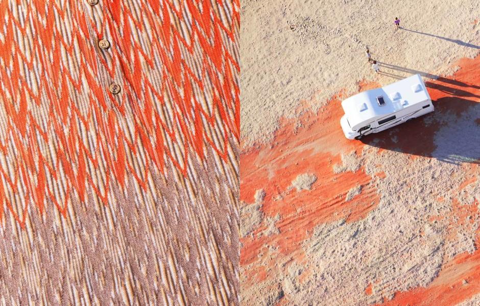http://www.josephford.net Aerial: Macari, Sicily Sweater: Missoni First published in Süddeutsche Zeitung Magazin