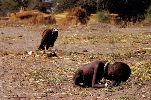 Kevin Carter, Soudan, 1993