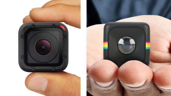 GoPro poursuivi par le fabricant du Polaroïd Cube pour le design de la  GoPro HERO4 Session eb34820ba930