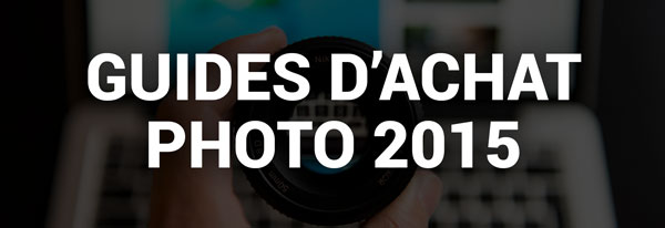Guides d'achat photo