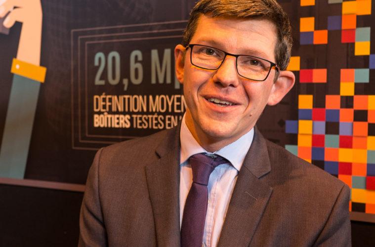 Interview de Benoit de Dieuleveult, nouveau président de