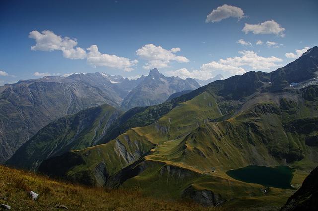 © Fiona Blair - Parc des Ecrins dans les Alpes