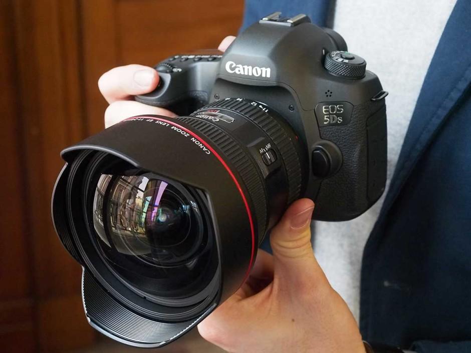 Canon EF 11-24mm f/4.0 L USM