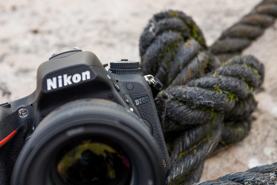 Nikon D750 noeud