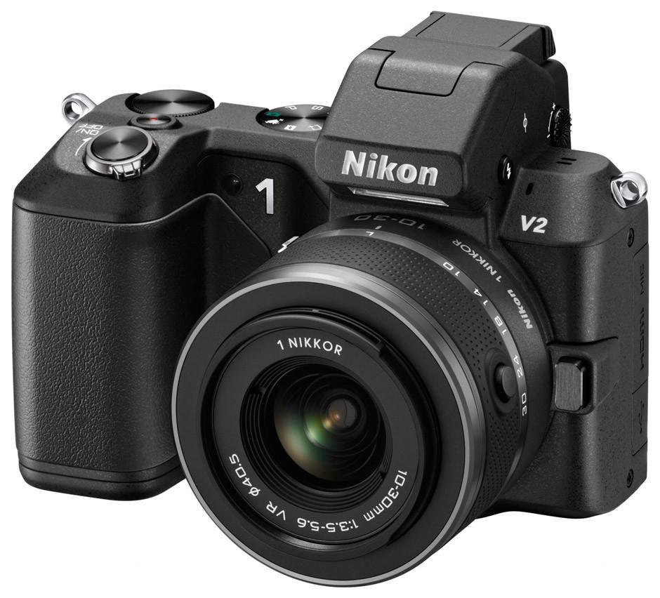 Le Nikon 1 V2