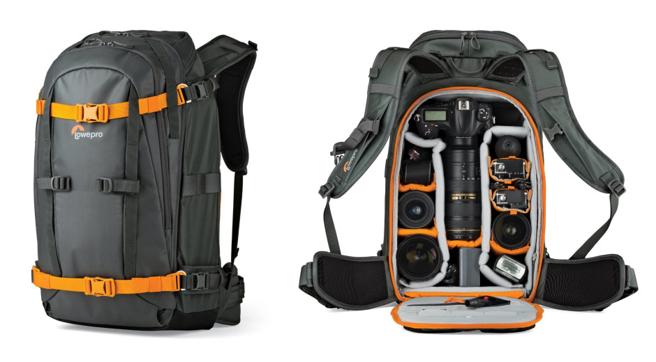 Sac photo Whistler BP 450 AW de Lowe Pro
