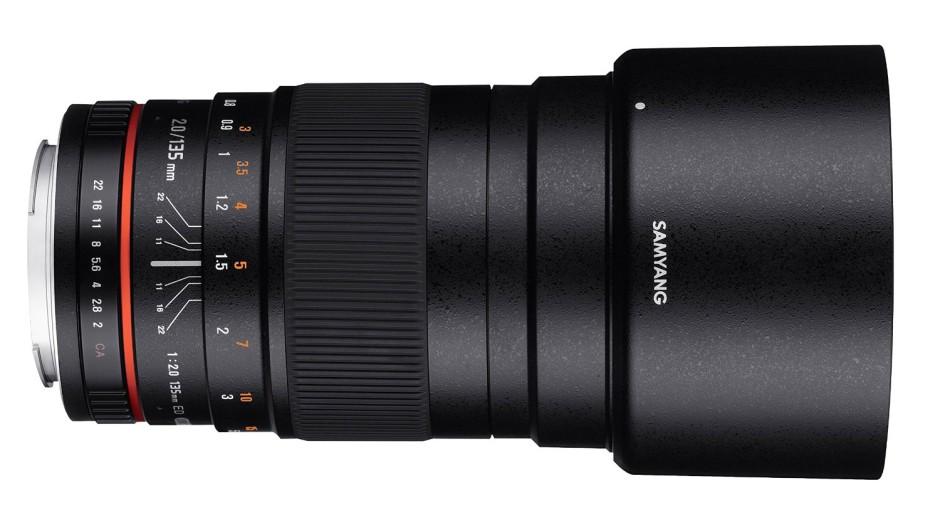 Samyang 135mm