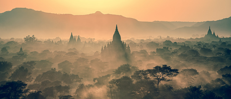 Myanmar by luke taylor