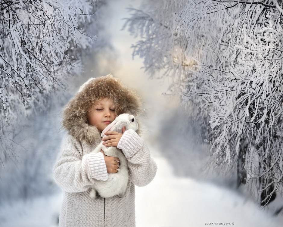 *** by Elena Shumilova