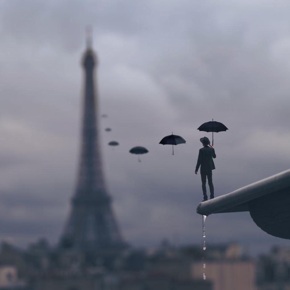 The way for Paris by Vincent Bourilhon