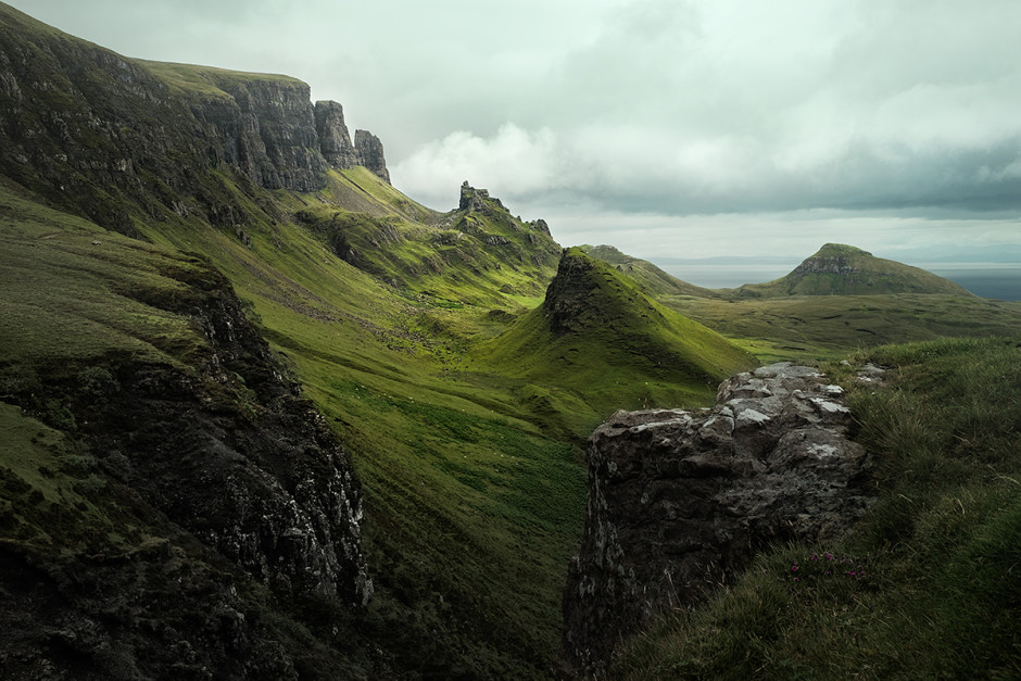 © Anthony Robin - Ile de Skye, Ecosse
