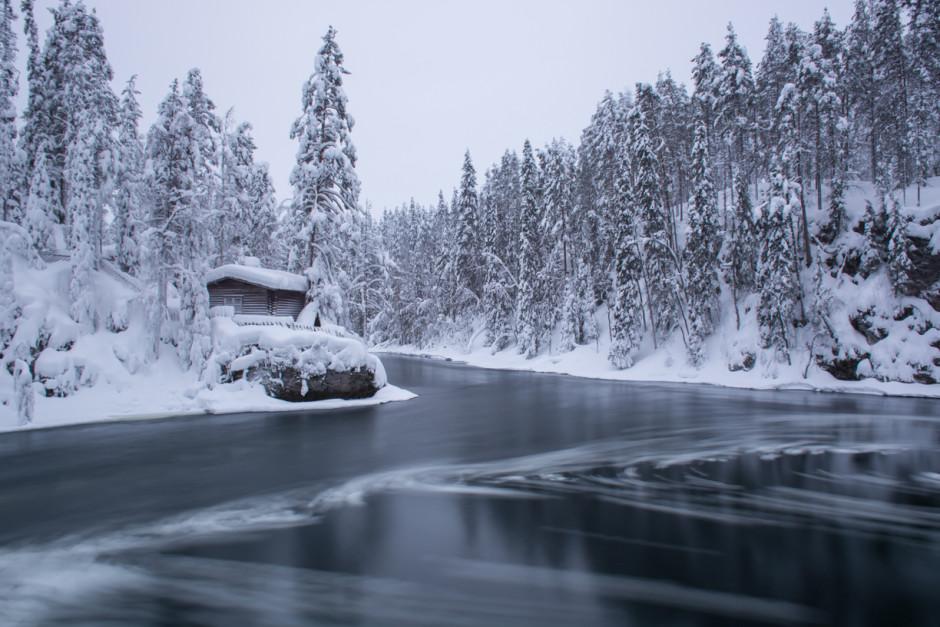 © Mélanie Fevereiro - Laponie Finlandaise