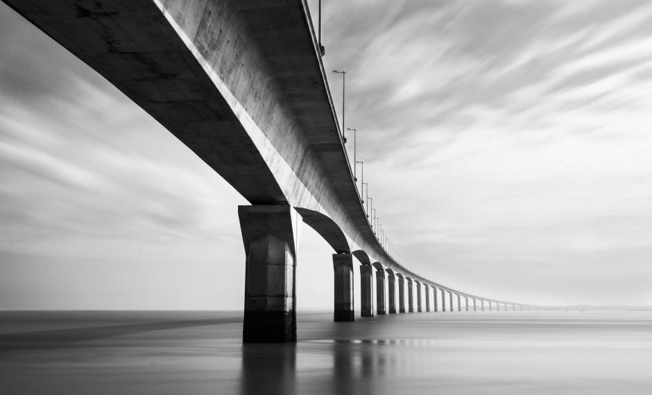 © Soufi Ameyti - Pont reliant l'Ile de Ré à La Rochelle