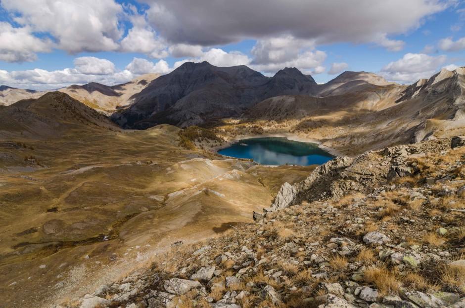 © Anthony Mahieu - Col de l'Encombrette, Parc National du Mercantour
