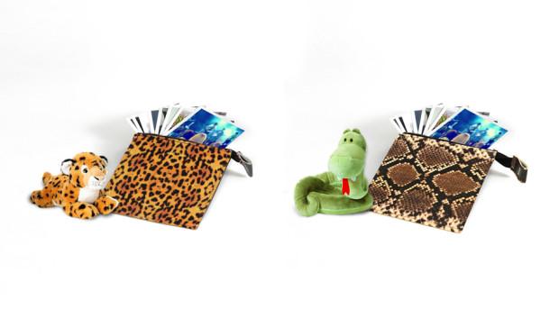 de nouvelles pochettes photo polaroid pour les f tes chez. Black Bedroom Furniture Sets. Home Design Ideas