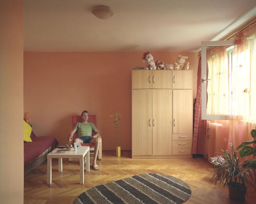 Etage 4/10 Bogdan Gîrbovan