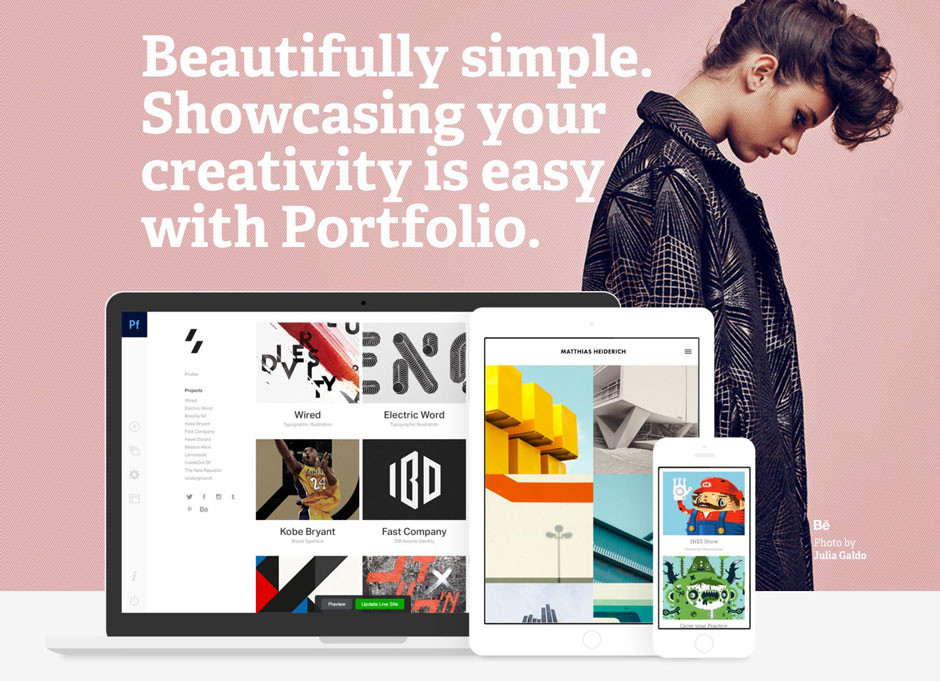Adobe-Portfolio