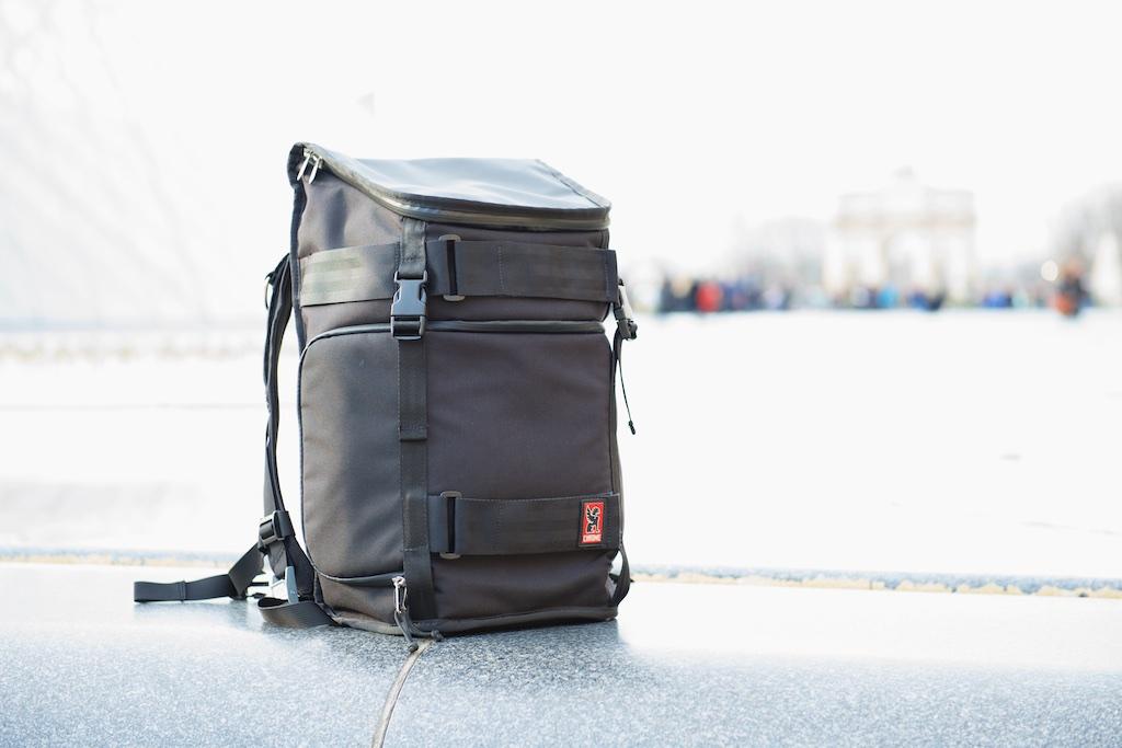 Test du sac photo Niko Pack de Chrome Industries