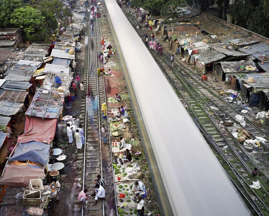 Dacca (Bangladesh) Crédits : Martin Roemers