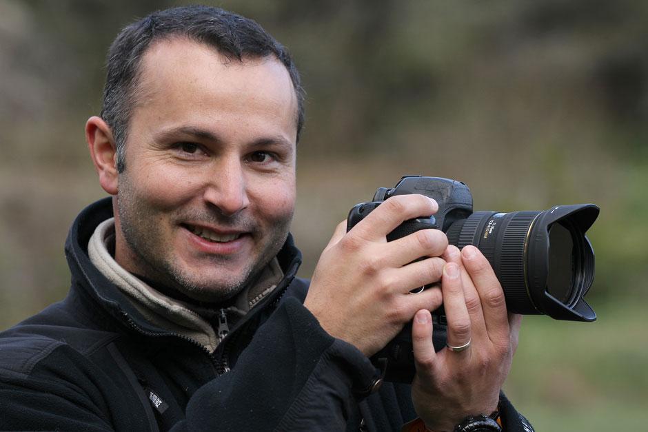 Interview de Denis Palanque, passionné de nature et photographe-accompagnateur chez Aguila