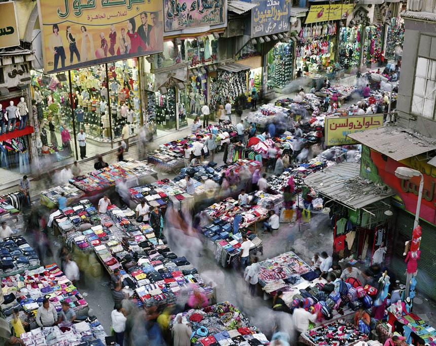 Le Caire (Egypte) Crédits : Martin Roemers