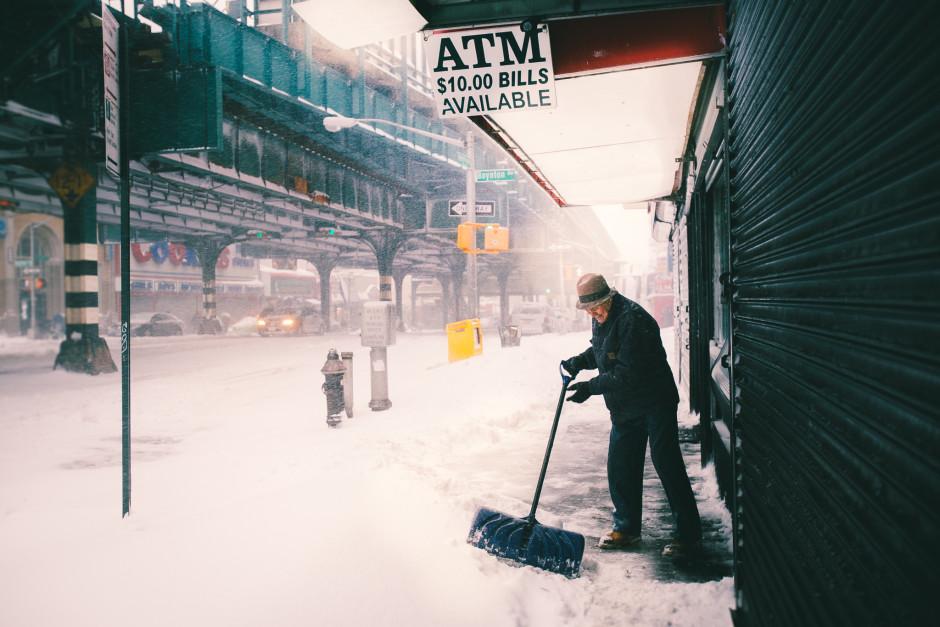 NYC Blizzard 20161