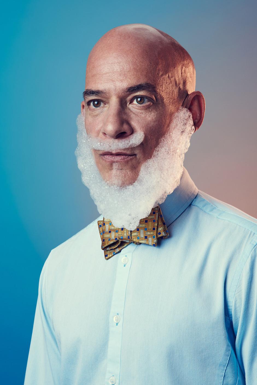 Mindo Cikanavicius, barbes