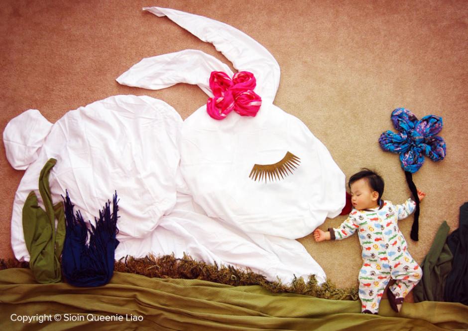 My Bunny Friend Crédits: Sioin Queenie Liao