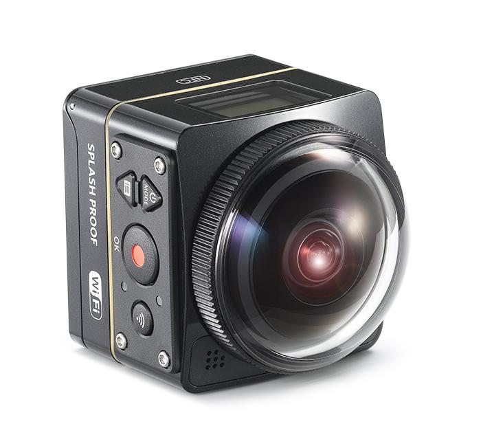 PixPro SP360 4K de Kodak