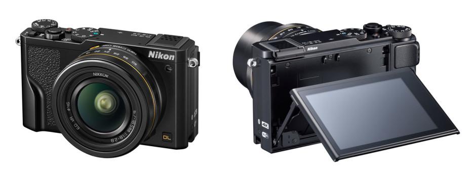 Nikon DL14-50