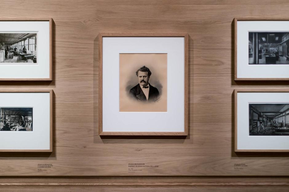 """Exposition Louis Vuitton """"Volez, Voguez, Voyagez"""" au Grand Palais"""