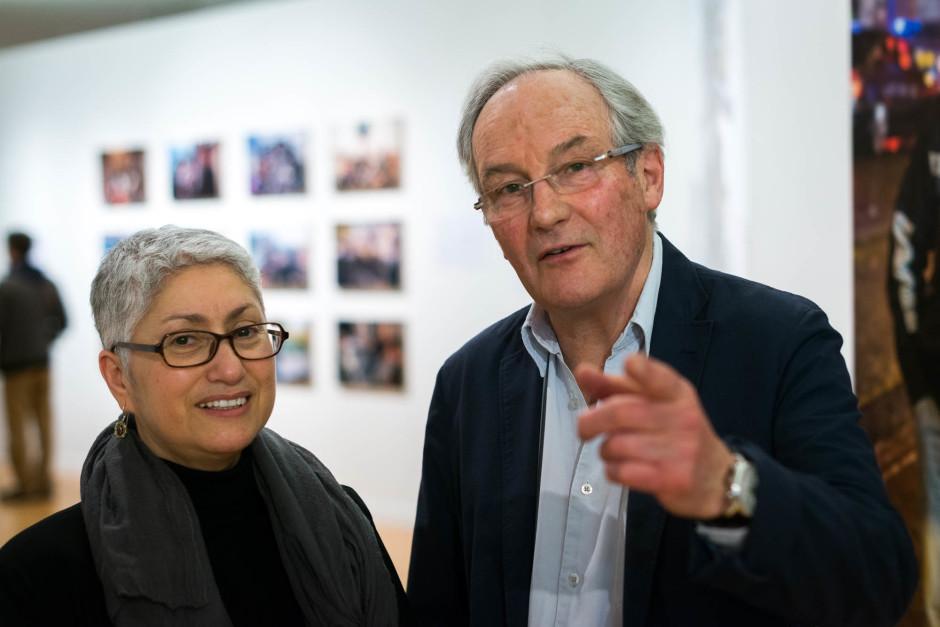 Alain Mingam, commissaire de l'exposition - © Damien Roué