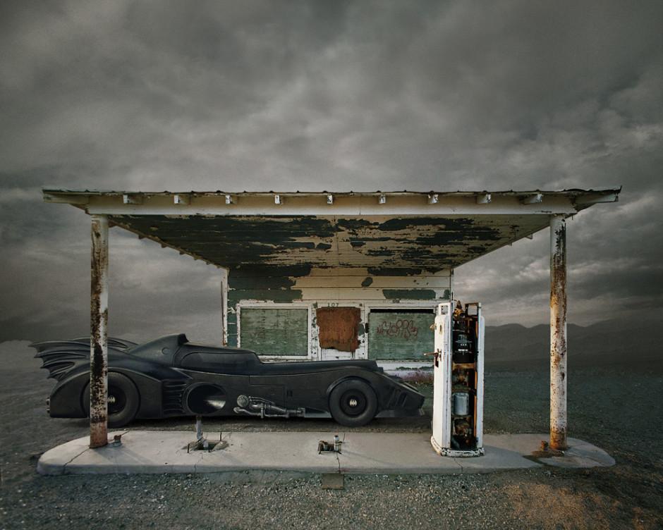 Bat Station - © Travis Durden Featuring Ed Freeman