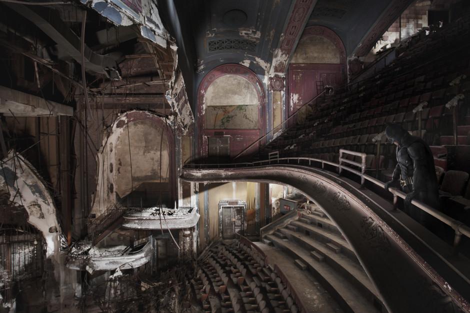 Bat Theater - © Travis Durden Featuring Matti La Mbros