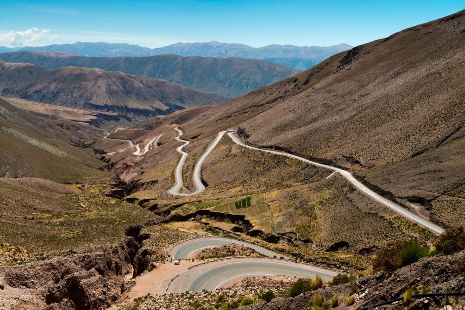 Cuesta de Lipan - Argentine - © Damien Roué