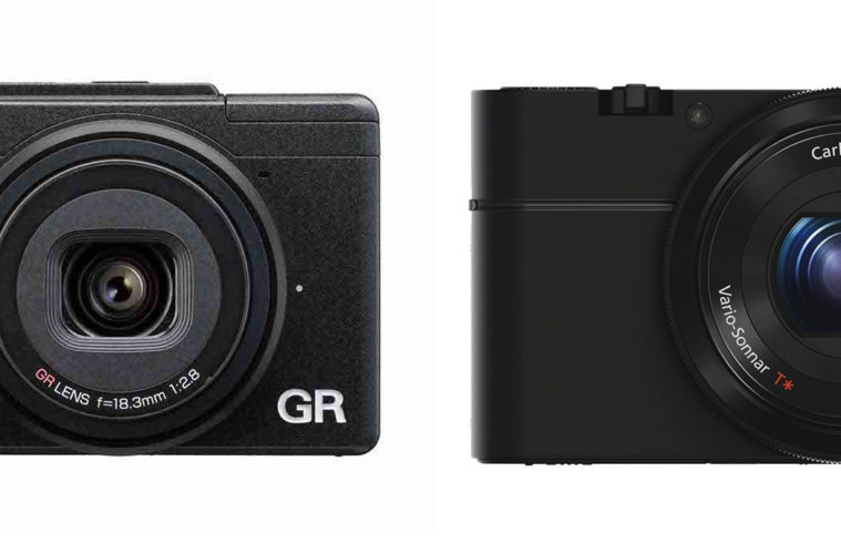 Vente flash Amazon : les compacts experts Ricoh GR II et Sony RX100