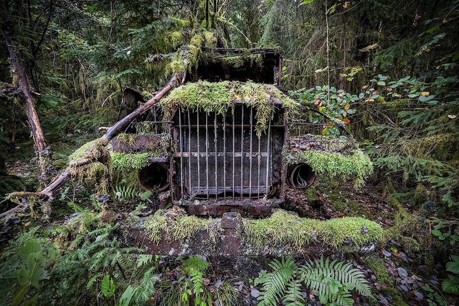 Carrières abandonnées, France 2013 - © Francis Meslet