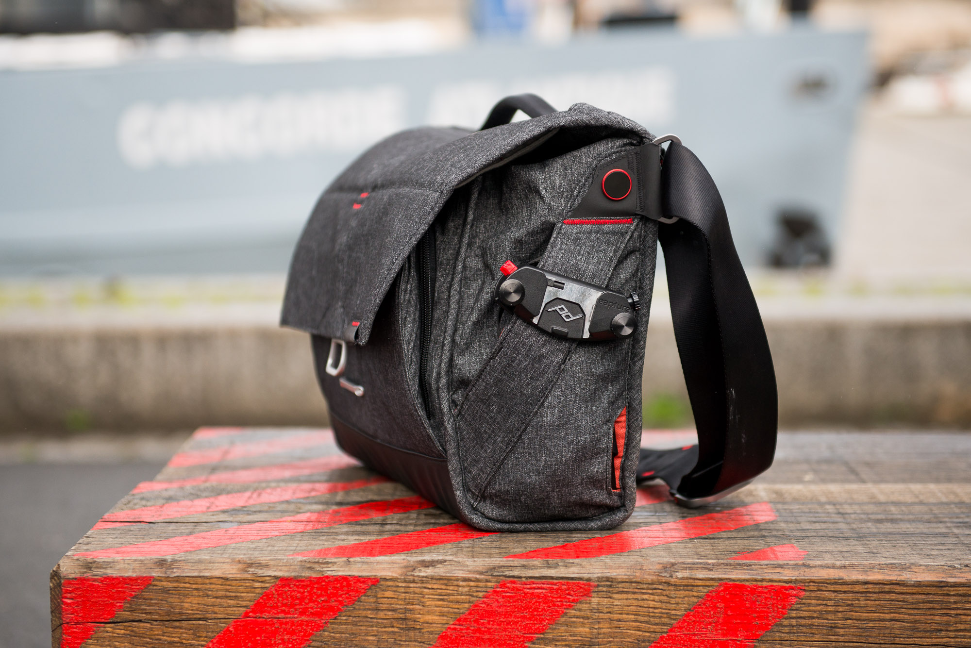 Test du sac photo The Everyday Messenger de Peak Design