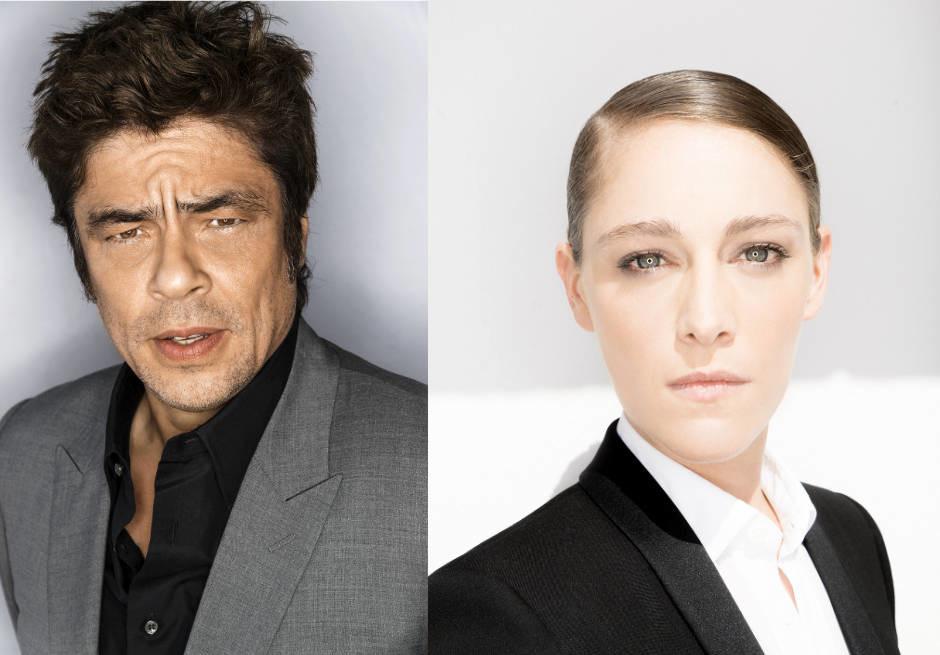Benicio Del Toro / Ariane Labed - © Sébastien Vincent