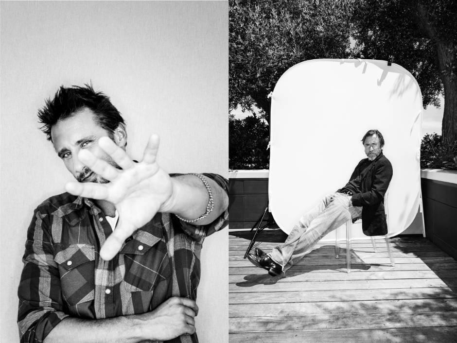 Matthias Schoenaert / Tim Roth - © Sébastien Vincent